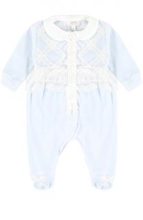 Пижама с кружевной отделкой Aletta
