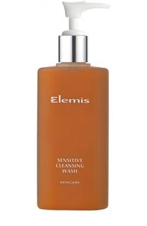 Гель очищающий для чувствительной кожи Sensitive Cleansing Wash Elemis