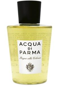 Гель для ванны и душа Colonia Acqua di Parma