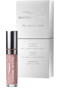 Блеск для губ Day Gloss Nude Swiss Smile