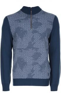 Вязаный свитер Billionaire