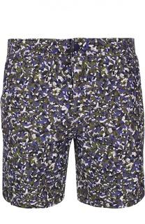 Плавки-шорты с карманами Fendi