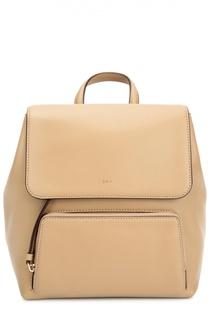 Кожаный рюкзак Greenwich DKNY