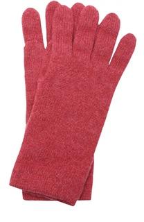 Вязаные перчатки из кашемира Johnstons Of Elgin