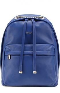 Кожаный рюкзак Spy Furla