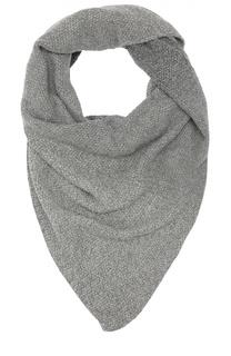 Вязаный шарф из кашемира Johnstons Of Elgin