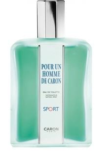 Туалетная вода Pour Un Homme Sport Caron