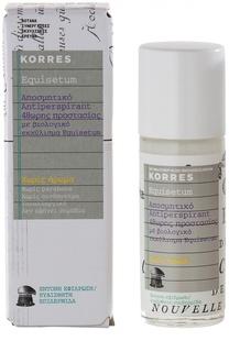 """Дезодорант-антиперспирант с экстрактом хвоща для чувствительной кожи """"48 часов"""" Korres"""