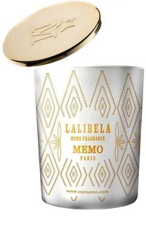 Парфюмированная свеча Lalibella Memo