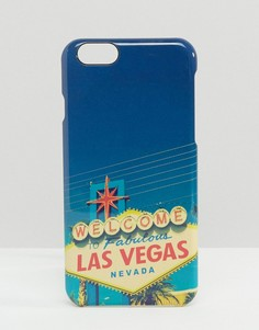 Чехол для iPhone 6 Signature Las Vegas - Мульти