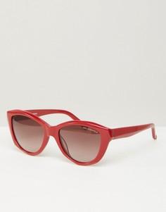 Солнцезащитные очки Karl Lagerfeld - Красный