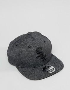 Бейсболка New Era 9Fifty Chicago - Серый