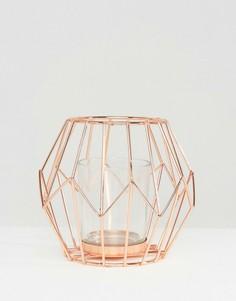 Светильник с вырезами New Look - Розовый