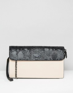 Pauls Boutique Foldover Cross Body Bag - Мульти
