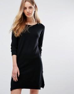Blend She Camille Jumper Dress - Черный