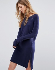 Blend She Camille Jumper Dress - Темно-синий