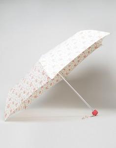 Зонт с принтом Cath Kidston Minilite Bramley Sprig - Мульти