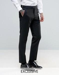 Суперузкие брюки Hart Hollywood - Черный