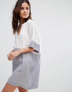 Пляжное платье Echo - Белый