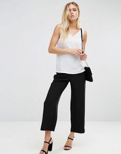 Укороченные брюки Alter - Черный