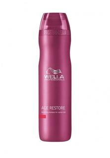Восстанавливающий шампунь для жестких волос Wella