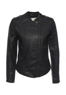 Куртка кожаная Bruebeck