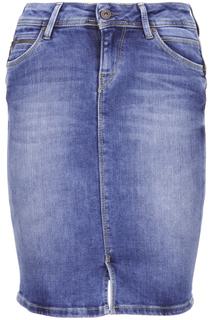 Юбка из денима Pepe Jeans London