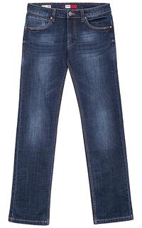 джинсы с потертостями Mossmore