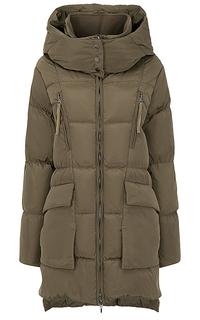 Пальто на натуральном пуху Geox