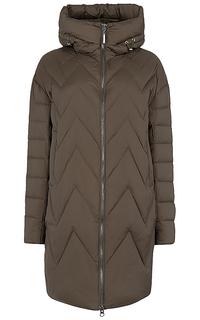 Пальто на натуральном пуху Le Monique