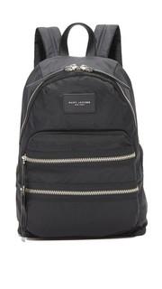 Нейлоновый рюкзак в байкерском стиле Marc Jacobs