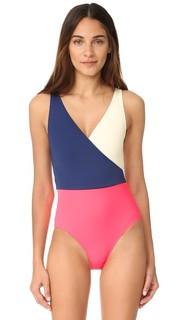 Сплошной купальник The Ballerina Solid & Striped
