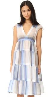 Миди-платье Banu Lemlem