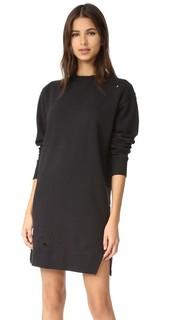 Sidewalk Sweatshirt Dress Ksubi