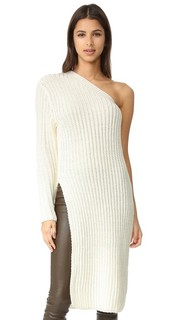 Gemma One Shoulder Knit