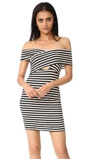 Платье Capri Mindy в полоску Clayton