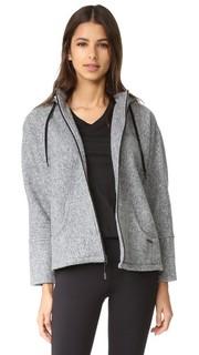 Толстовка с капюшоном First Light Descender Koral Activewear