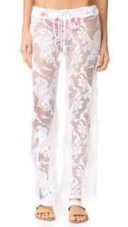 Flora Lace Pants Pily Q