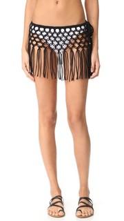 Macrame Skirt Pily Q