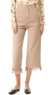 Юбка-брюки с бахромой Run Free Vale