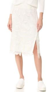 Кружевная юбка Grey Jason Wu