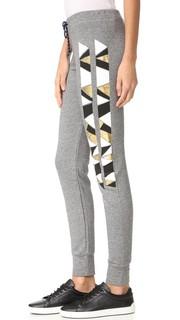 Спортивные брюки-скинни Triangles Sundry