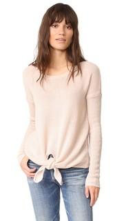 Свободный свитер GG с завязками спереди Autumn Cashmere