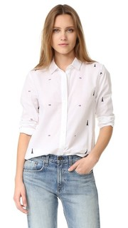 Рубашка на пуговицах Leema Equipment