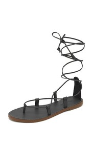 Гладиаторские сандалии Kana на шнуровке Madewell