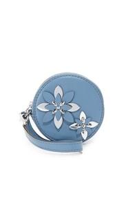 Кошелек для монет с цветами Michael Michael Kors