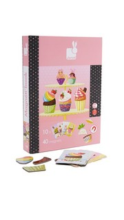 Childs Magnetibook Cupcakes Gift Boutique