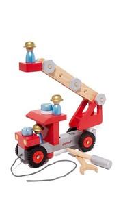 Детский конструктор «Пожарная машина» Gift Boutique