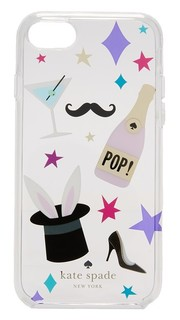 Чехол Magic Patches для iPhone 7 Kate Spade New York