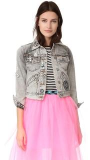 Куртка из выцветшего денима Marc Jacobs